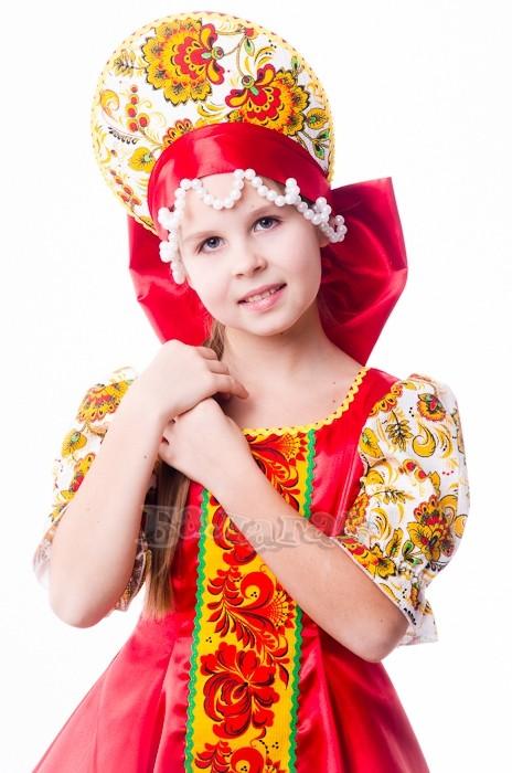 sc 1 st  International Toys & Khokhloma Masquerade Costume (girlu0027s)