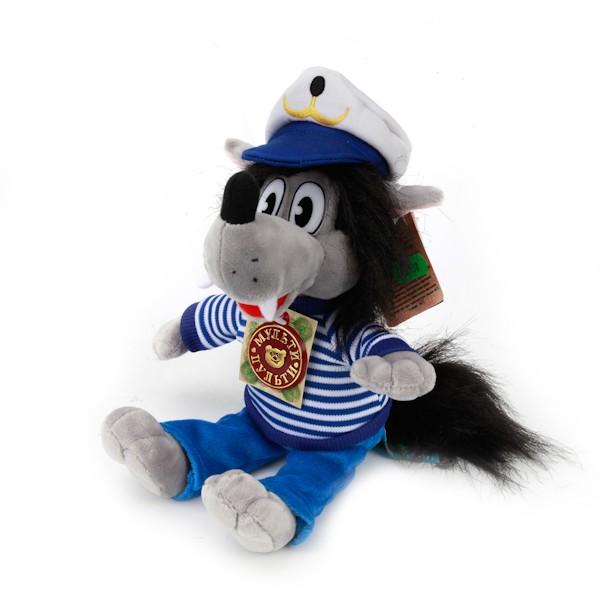 Nu Pogodi Wolf Stuffed Toy